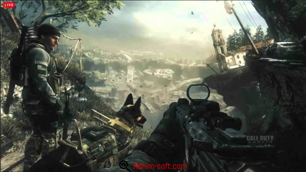 Call Of duty Ghosts free download full version