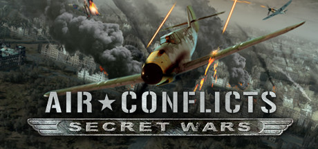 Air Conflict Secret Wars cover