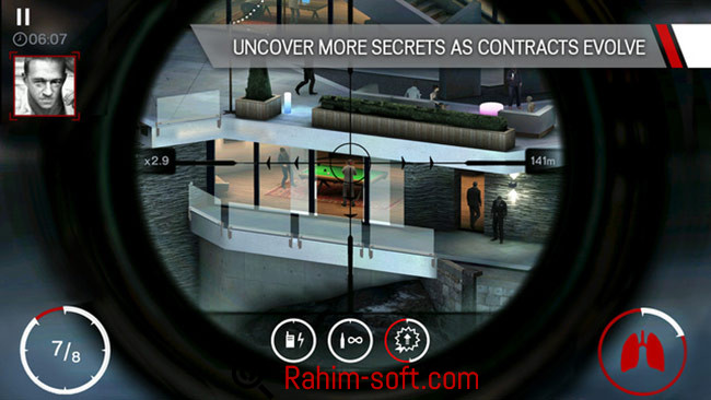 Hitman Sniper Android