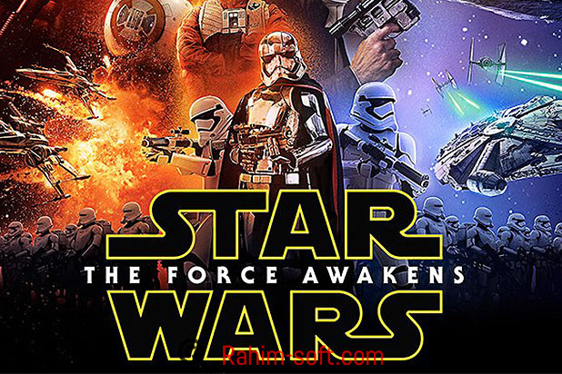 Star wars the force awakens Full movie