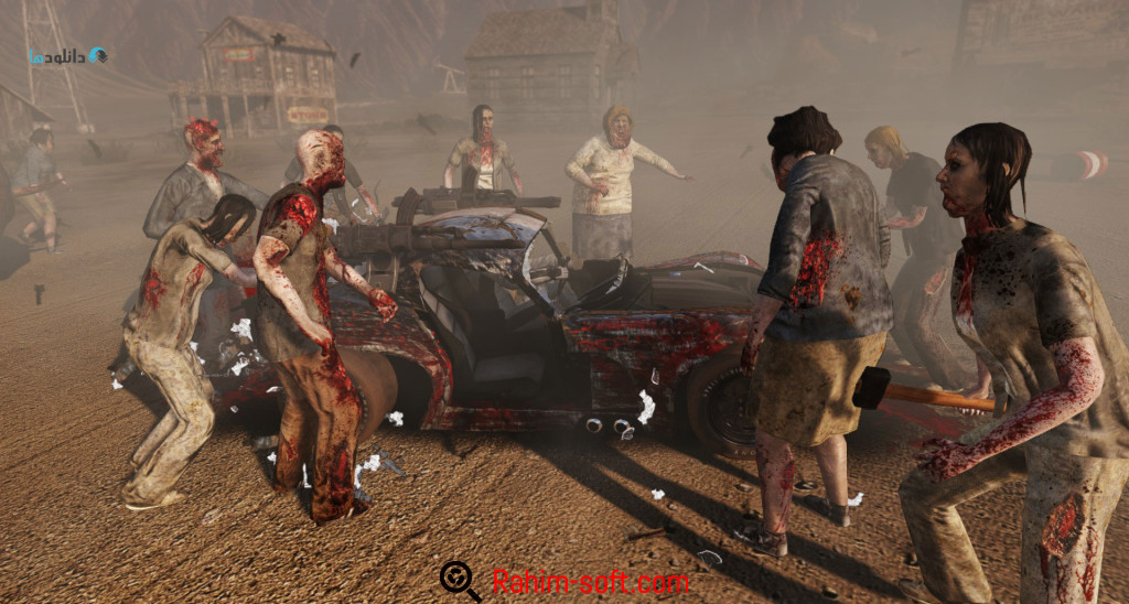 gas guzzlers extreme full metal zombie