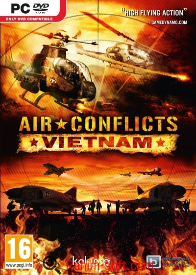Air Conflicts Vietnam full version