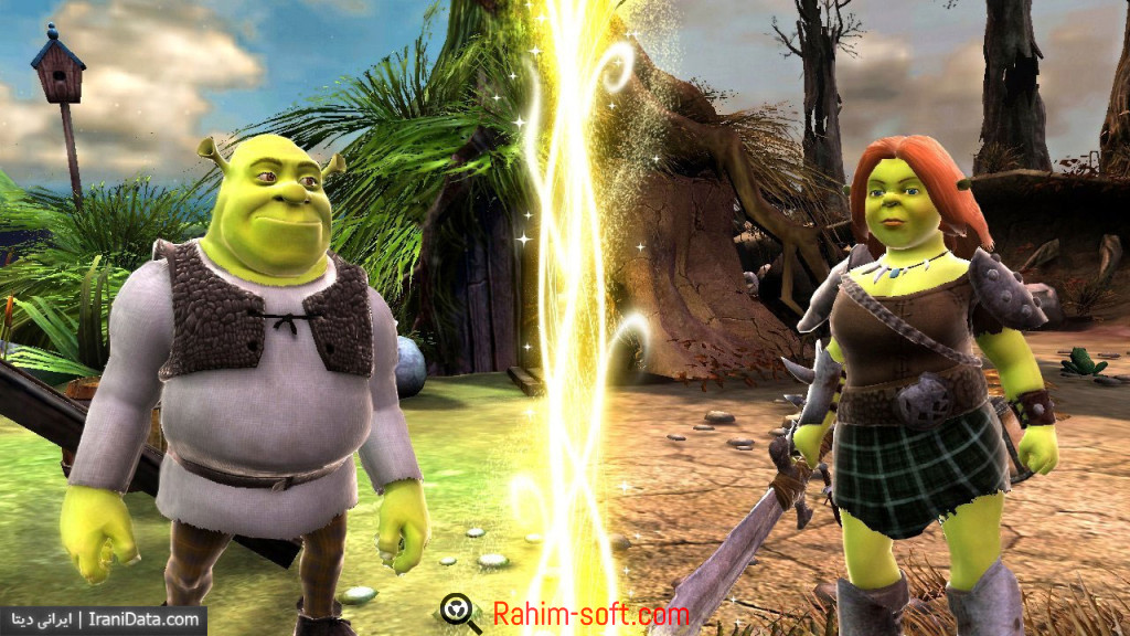 Shrek the Third pc game full