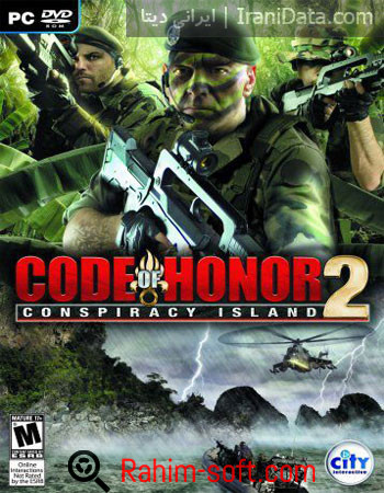 code of honor 2 conspiracy island Full