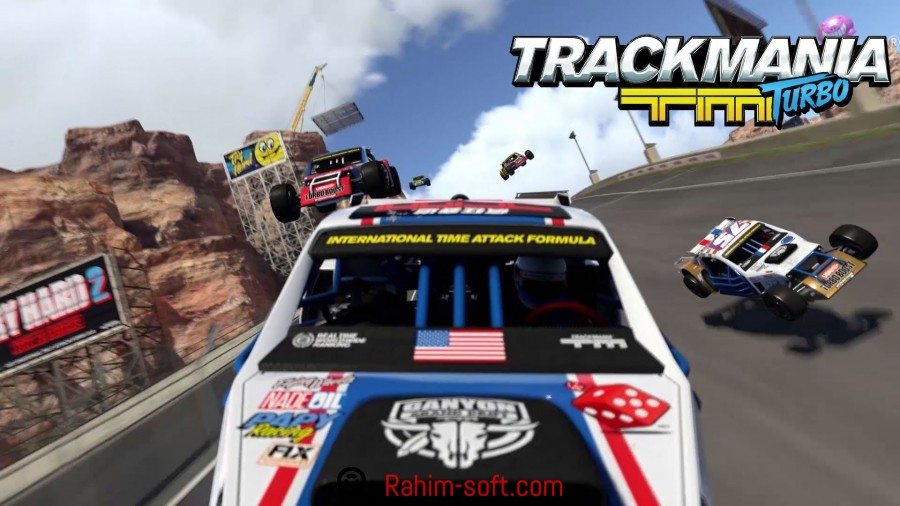 Trackmania Turbo 2016 pc free download