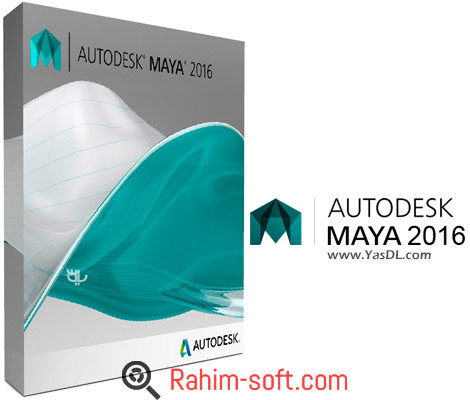 Autodesk Maya 2016 SP6 free download
