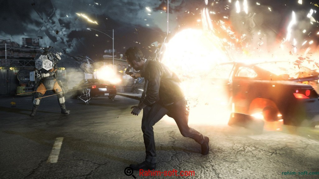 Quantum Break PC Free download