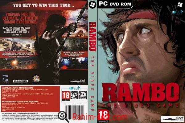 Rambo The Video Game Baker Team free