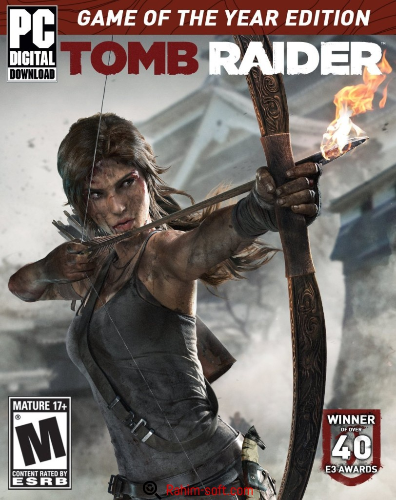 Tomb Raider Game of The Year Edition Free download