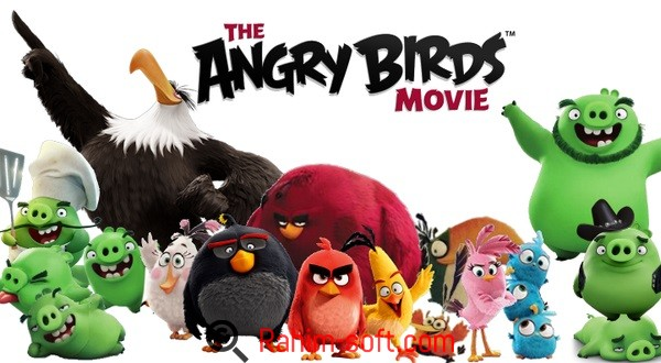 The Angry Birds Movie 2016 Free Download