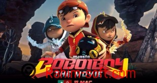 boboiboy the movie 2016