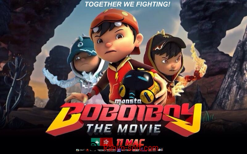 boboiboy the movie Free download