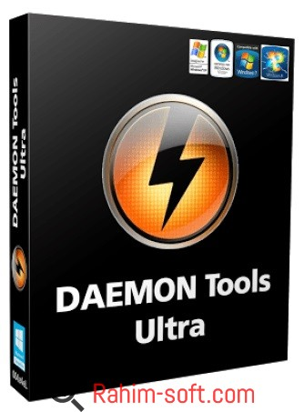 DAEMON Tools Ultra v4.1 Free Download