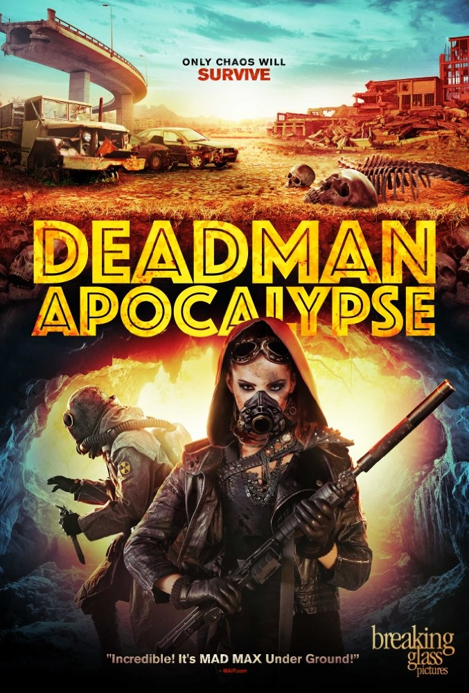 Deadman Apocalypse 2016 Full Movie
