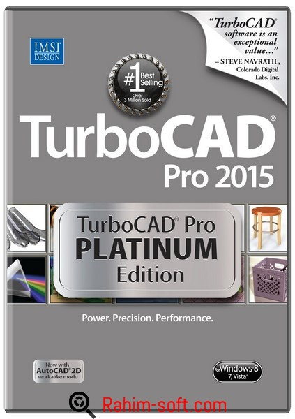 IMSI TurboCAD Pro Platinum 2015 Free Download