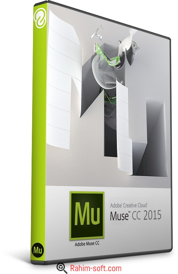 Adobe Muse CC v2015 Free Download