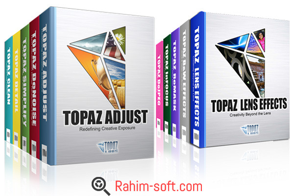 Topaz Photoshop Plugin Bundle 2016 Free Download