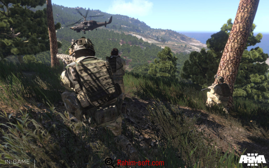Arma 3 Apex Pc Free Download