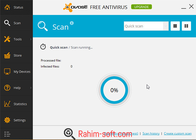 Avast Free Antivirus v11 Free download