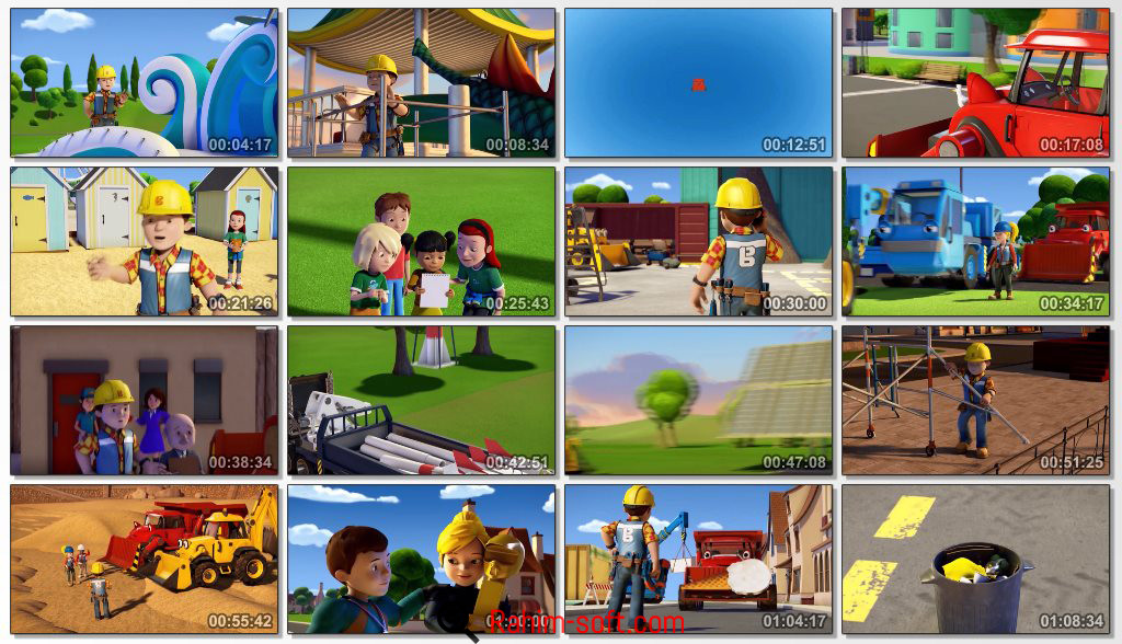Bob The Builder Construction Heroes 2016