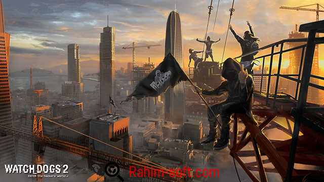 Watch Dogs 2 PC free download