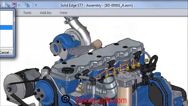 Siemens Solid Edge ST7 Free Download
