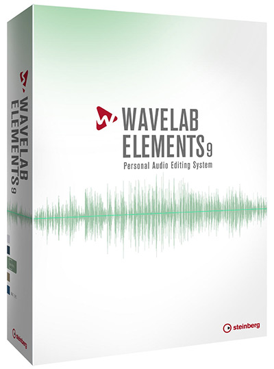 Steinberg WaveLab Elements Free Download