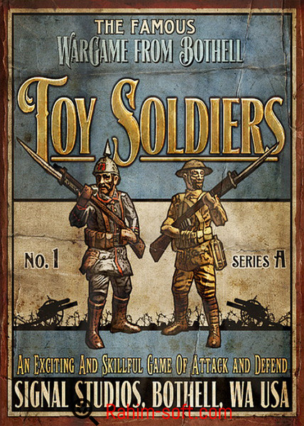 Toy Soldiers Complete Codex Free Download