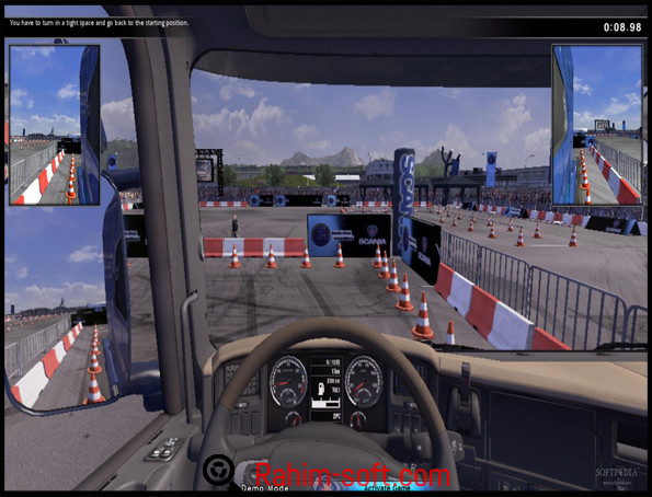 Scania Truck Driving Simulator Free Download