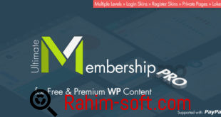 Ultimate-Membership-Pro-WordPress-Plugin-v3.6