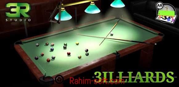 3D Pool Billiards and Snooker Free Download