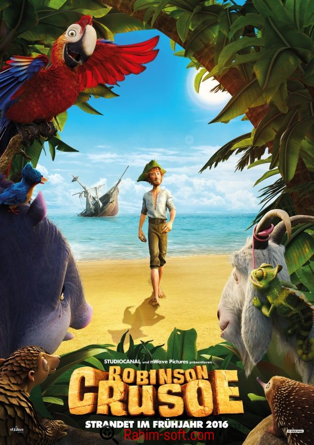 Robinson Crusoe 2016 Full Movie Free Download