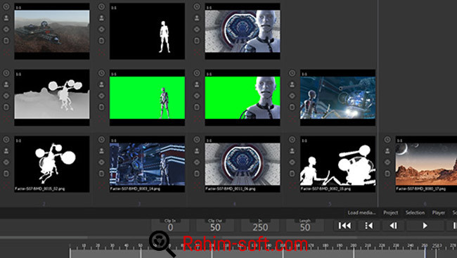 Blackmagic Design Fusion Studio v8