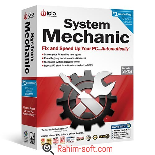 System Mechanic 2016 Free Download