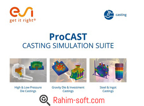 ESI ProCAST 2016 Suite Free download