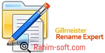 Gillmeister Rename Expert 5.11 Free Download