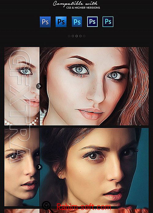 GraphicRiver Realistic Painting Action 16077483