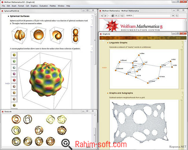 Wolfram Mathematica v11.0 Free Download