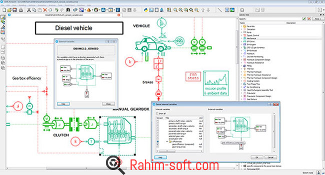 Siemens LMS Imagine.Lab Amesim R15