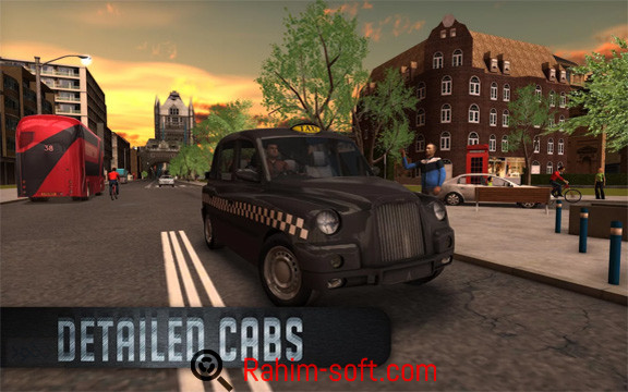 Taxi Sim 2016 v1.1 For Android
