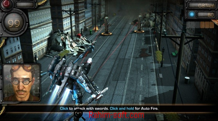 MechRunner Pc Game Free Download
