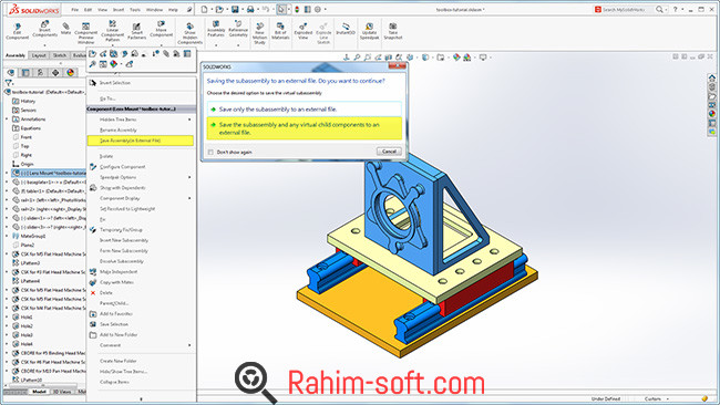 SolidWorks 2016 SP4.0 Free download