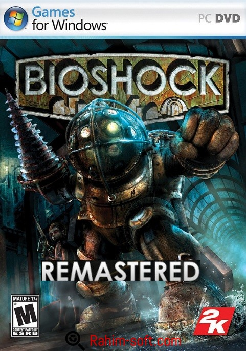 BioShock Remastered CODEX Pc Free Download