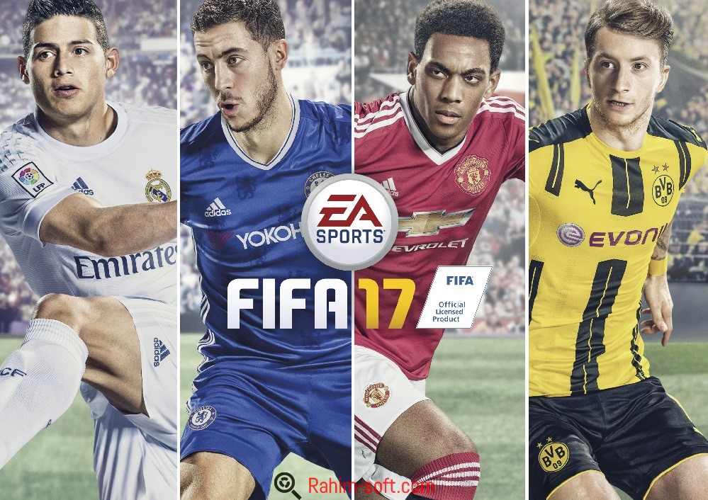 FIFA 17 Super Deluxe Edition Free download