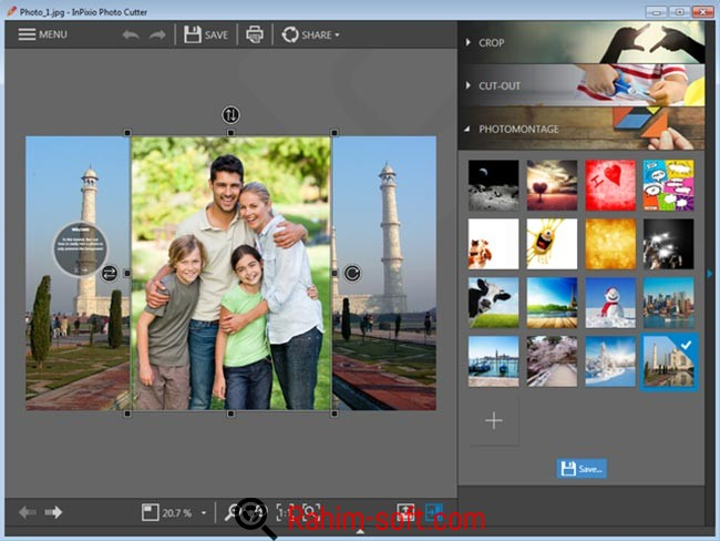 InPixio Photo Editor Free download