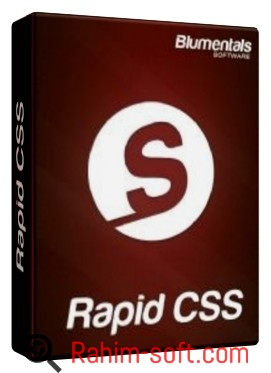 Blumentals Rapid CSS Editor 2016 Free Download