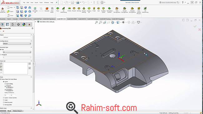 Solidcam 2016 Sp1 Hf1 Free Download