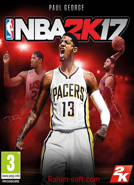 NBA 2K17 CODEX Free Download