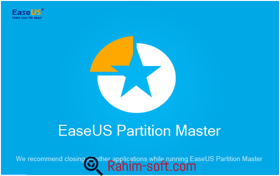 EASEUS Partition Master 11.9 Free Download