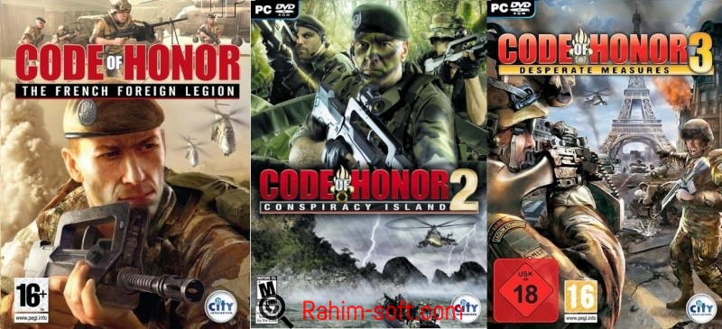 Code Of Honor 3 Desperate Measures Free Download